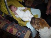 koukej malá , já jsem teta Babunka